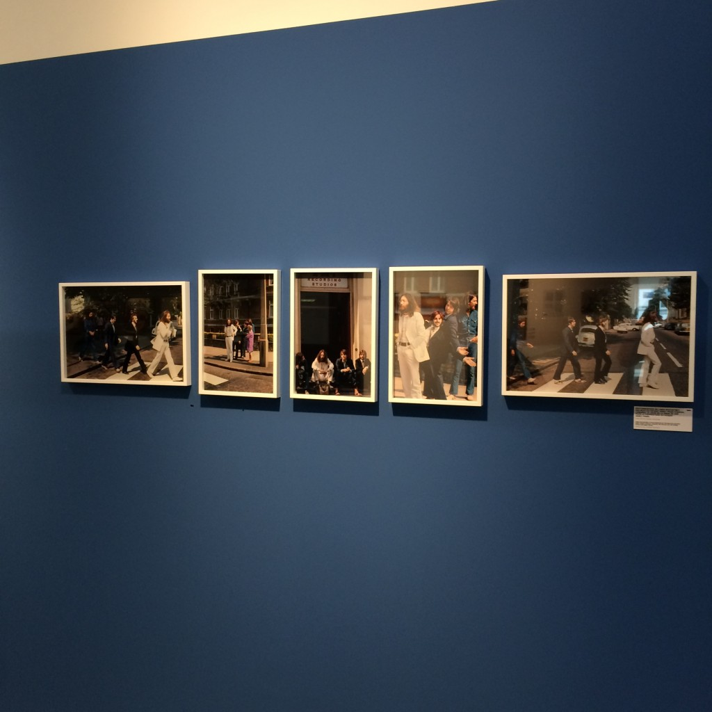 10 View of the Show Photographs by Linda McCartney