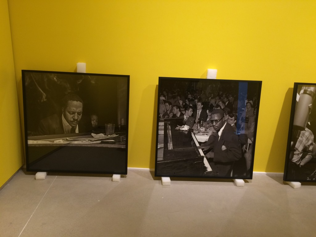 5 otal Records. Exhibition set up in Arles